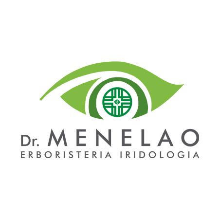 Nuovo logo Erboristeria Menelao, creato da Davide Roppo - SenzaSito